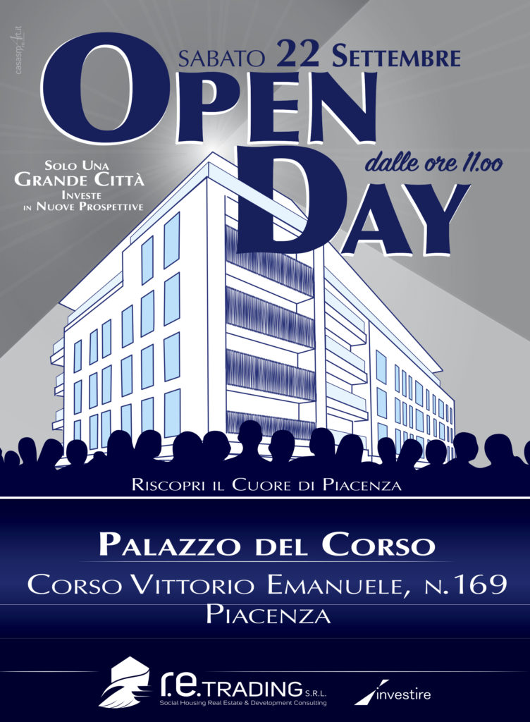 open day a Piacenza