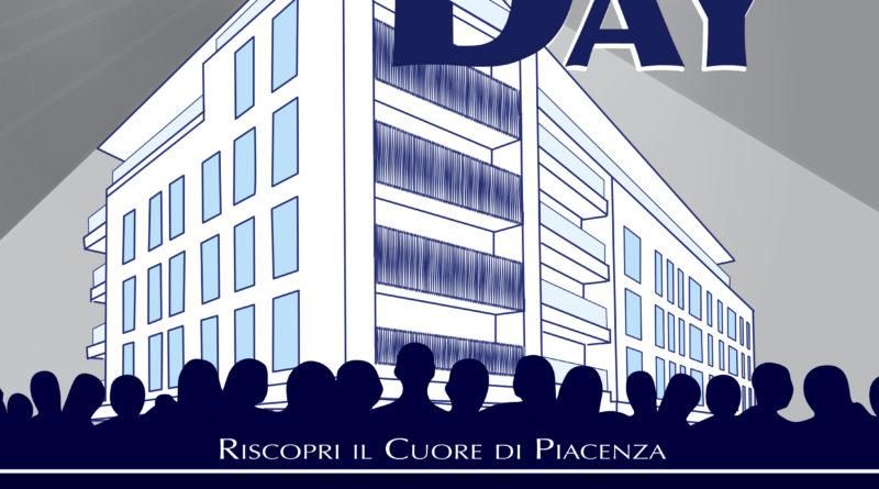 Open day a Piacenza – Palazzo del Corso