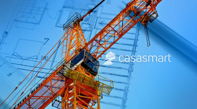 casasmart appartamento in costruzione