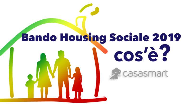 casasmart bando housing sociale 2019