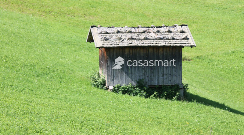 casasmart case in legno