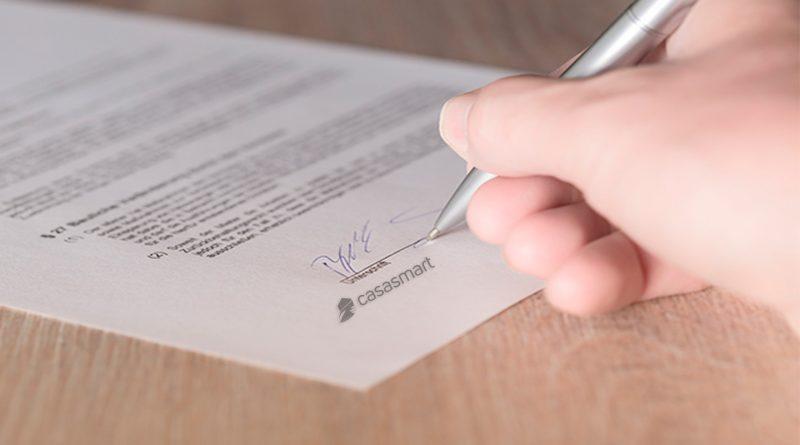 casasmart registrazione contratto affitto
