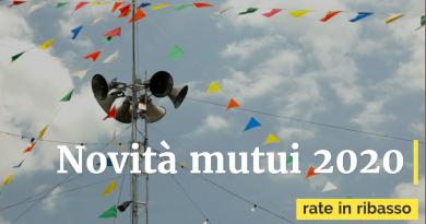 casasmart Novità_mutui_2020