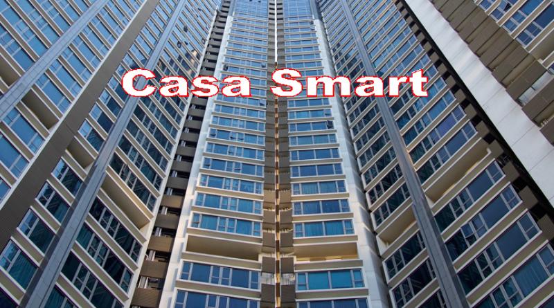 casa smart inquilino e condominio
